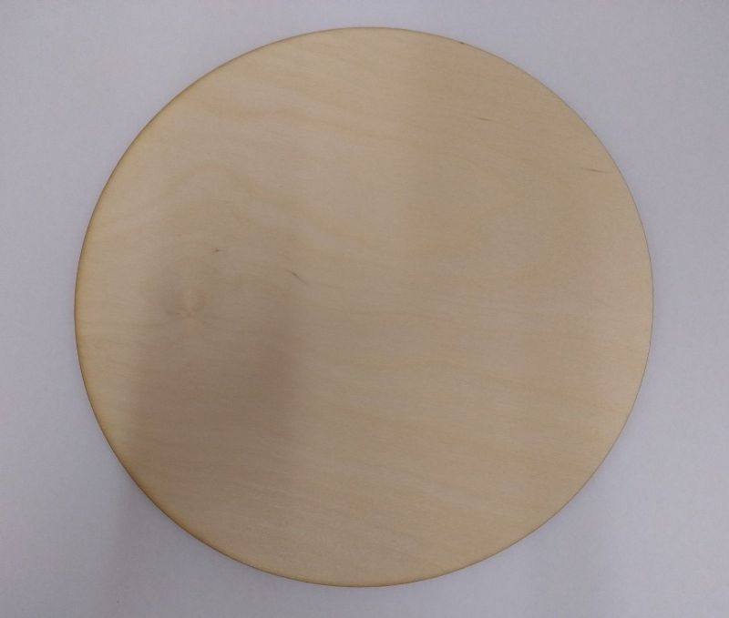 wooden  blanks 25cm  round birch ply Pack of 10,25 or 50 craft shapes